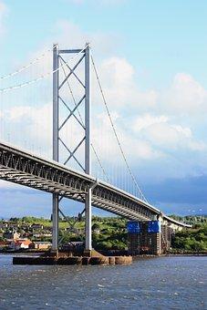 Bridge, Architecture, River, Landmark, Building, Water