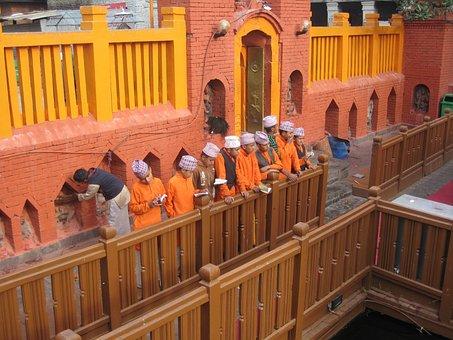 Nepal, Culture, Hindu, Puja, Religion, Pray