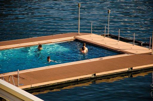Pool, Outdoor Pool, Swimming Pool, Fun
