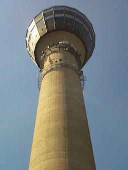 Finland, Puijo Tower, Historical, Landmark, Observation