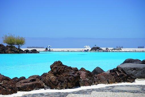 Swimming Pool, Pool, Swim, Blue, Water, Refresh