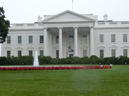 White House, Usa, United States, America, President
