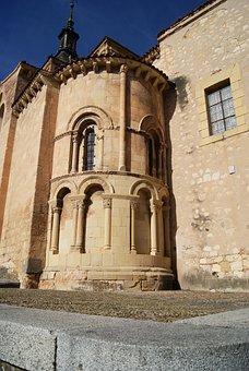 Church Of San Martín, Segovia, Architecture, Spain