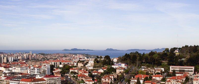 Vigo, Cíes Islands, Pontevedra, Spain