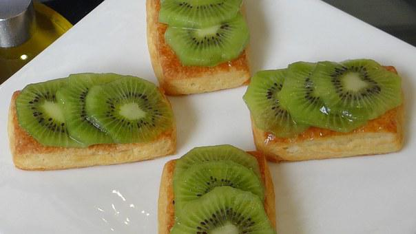Danish Pastry Fruit, Pastry, Sweet, Delicious, Fresh