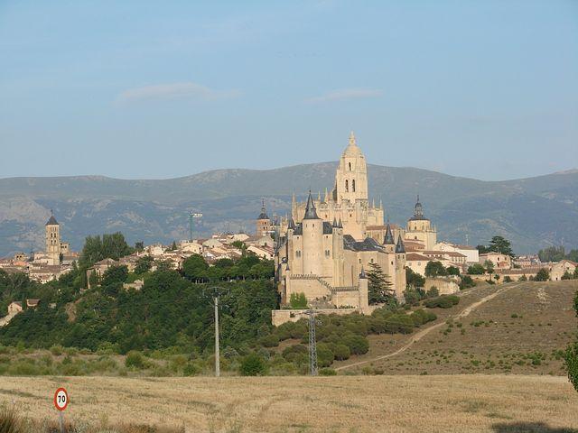 Segovia, Heritage, Cathedral