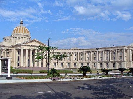 Infosys, Mysore, Decor, Artistic, Modern, Hall, India