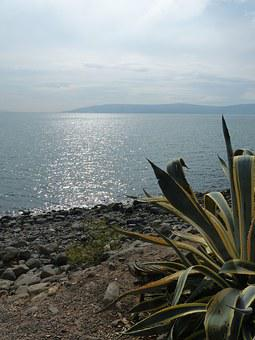 Israel, Sea Of Galilee, Mood, Water