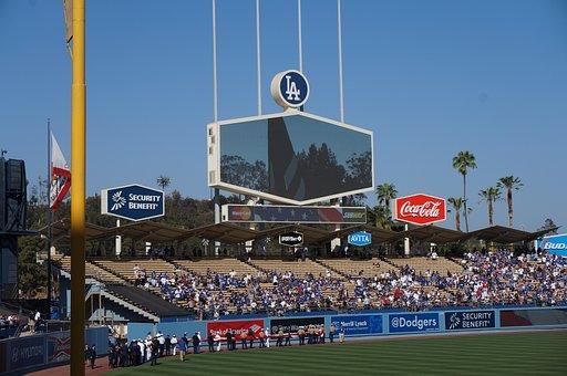 Los Angeles, Dodgers, Hyunjin Ryu
