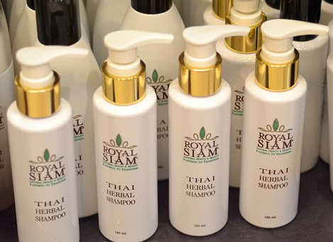 Thai Shampoo, Natural Thai Shampoo, Thai Herbal Shampoo