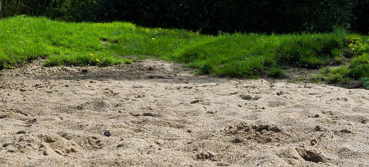Summer, Off, Spring, Season, Surface, Sand, Rest