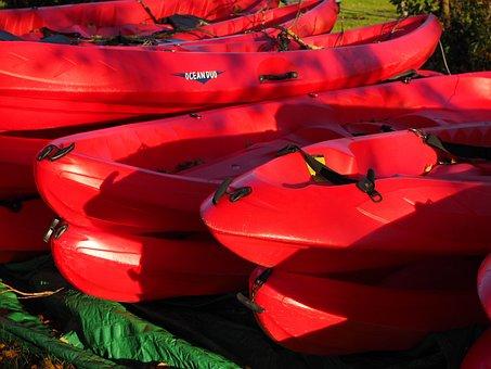 Canoeing, Boat, Paddle, Kayak, Paddle Tour, Sport