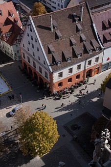 Bird's Eye View, Building, Architecture, Ulm