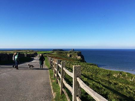 Rhossili, Wales, Sea, Coast, Gower, Ocean