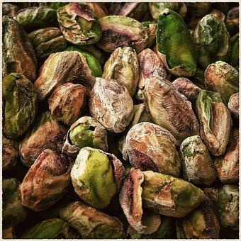 Pistatzien, Nuts, Bake, Eat, Food, Nutrition, Feed
