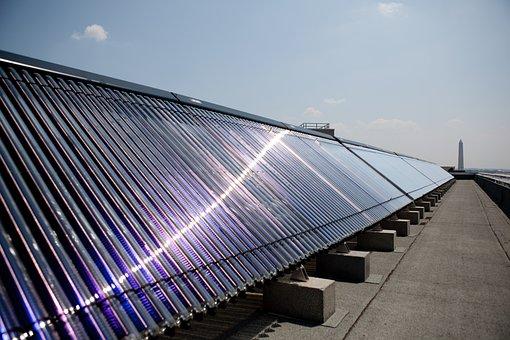 Water Heater, Solar, Sun, Energy, Ecology