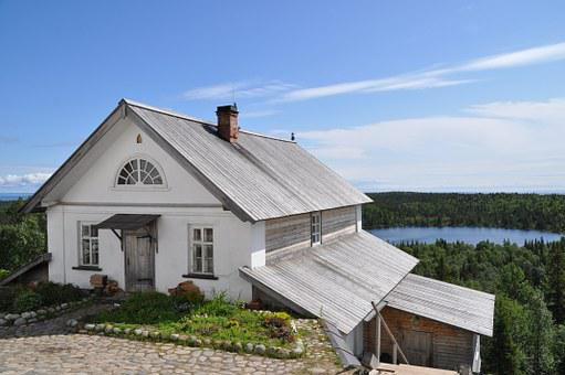 Russia, Island, Anzer, Solovki