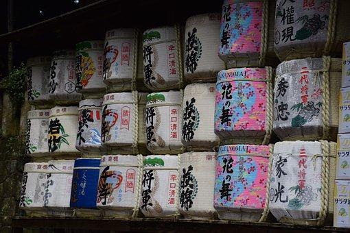 Japan, Sake, Traditional, Wine