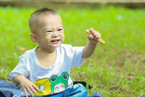 Child, Kid, Ku Shin, The Park