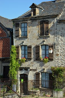 House, Old Houses, Old House, Aveyron, Heritage