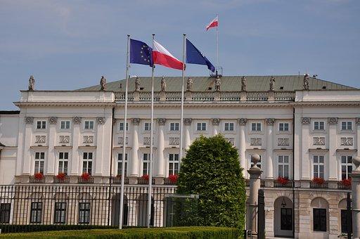 Warsaw, Pałac Namiestnikowski Palace