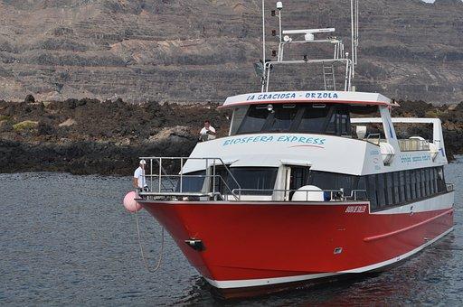 Boat, Sea, Ocean, Water, Yacht, Holiday, Sailboat