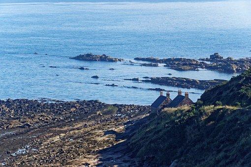 Seascape, Seaview, Sea, Nature, Ocean, Landscape, Water