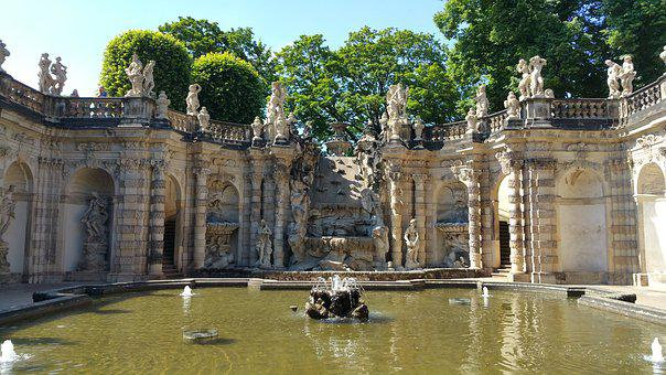 Zwinger, Dresden, Germany, Palace
