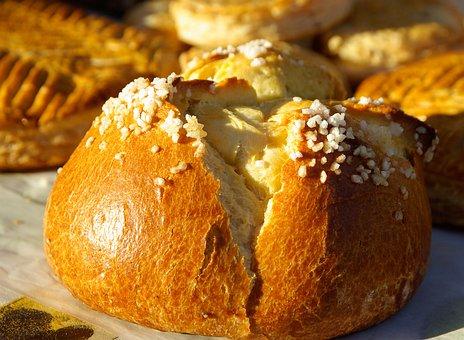 Galette Des Rois, Brioche, Cakes