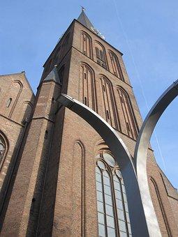 Basilica, Hengelo, Air, View