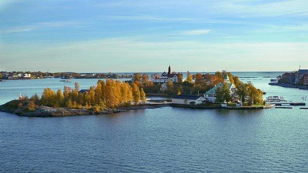 Islands, Inhabited, Landscape, Scenic, Lifestyle