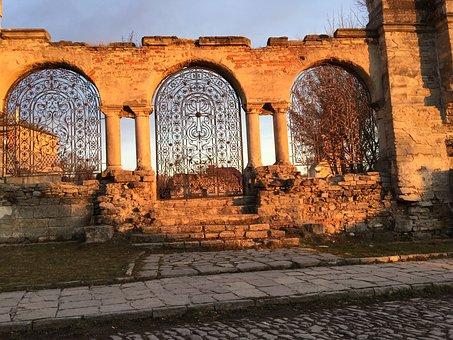 Ukraine, Kamenets-podolskiy, Travel, Sights, Sunset