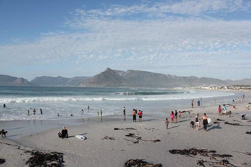 Beach, Kommetjie, Southafrica, Cape Town, Scenic
