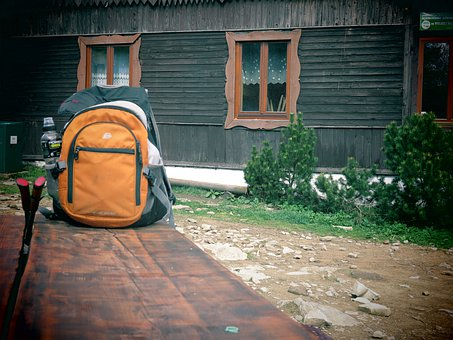 Backpack, Mountains, Hiking, Hiking Trails