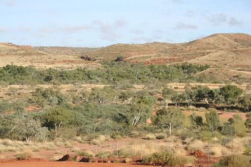 Nullangine, Outback, Remote