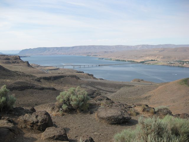 Vantage Bridge, Washington, I90