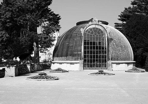 Greenhouse Fridge, The Dome, Window