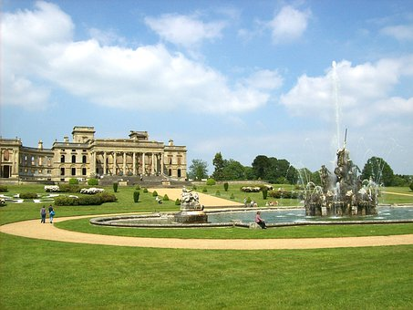 Worcester, England, Great Britain, Witley Court