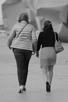 Women, People, Hiking, Clothing, Girl Friends