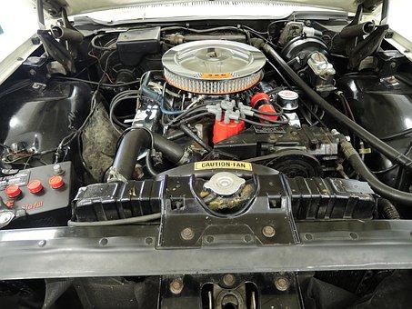 Ford Xl, 1967 Restored Motor, V8 345 Hp, 4 Barrel Carb