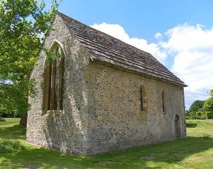 Bailiffscourt, Chapel, Atherington, Arun, West, Sussex