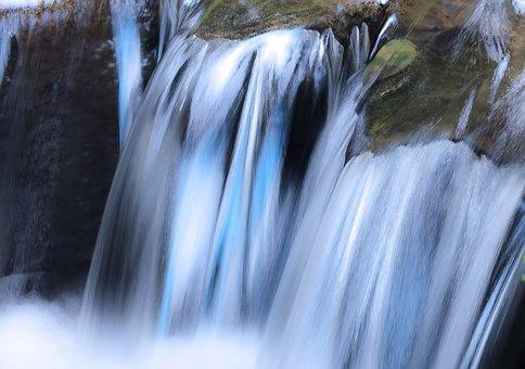 Current, Strength, Rapids, Season, Nature, Element