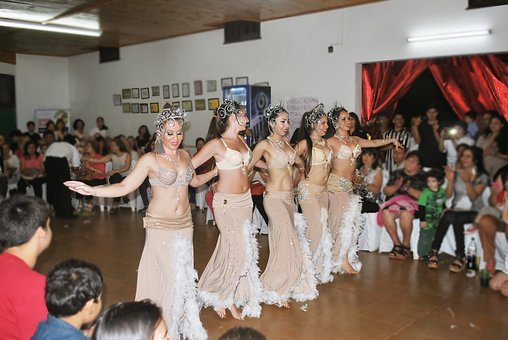 Dance, Ballet, Dancer, Dressed Folk, Danza Folklorica