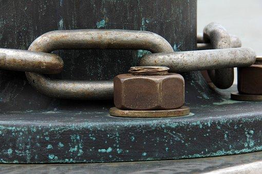 Technology, Chain, Chain Link, Screw, Machine Element