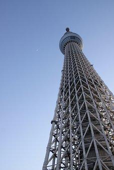 Tokyo, Skytree, Tower, Japan