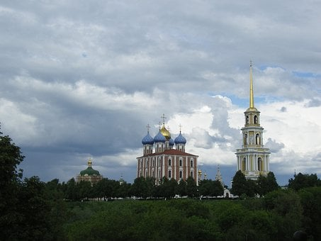 City, Ryazan, The Kremlin