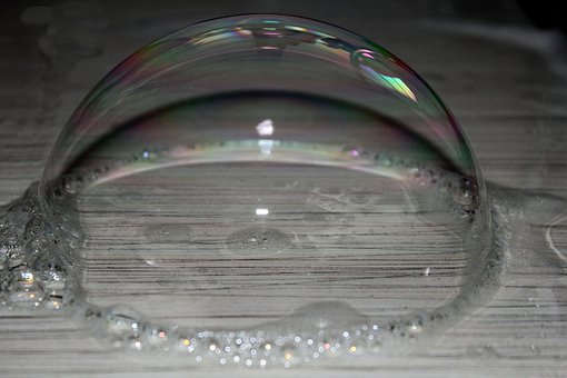 Bubble, Air, Water, Round, Transparent, Clean, Circle