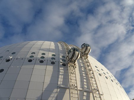 Stockholm, Ericsson Globe, Ball