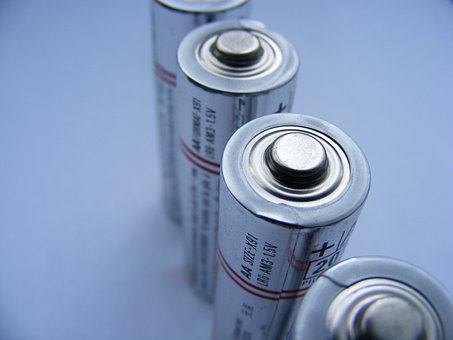 Batteries, Battery, Energy, Electric, Power, Supply