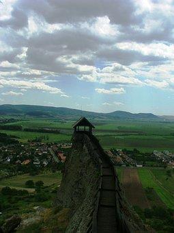 Castle, Castle Ruins, Boldogkő, History, Middle Ages